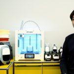 Ultimaker S3 Announces First Autonomous Delivery Robot