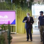 Prime Minister Opens Bulb Headquarters in London