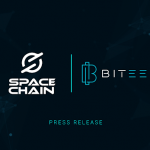 Biteeu Set to Become the World's First Space-Based Digital Currency Exchange