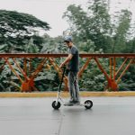 Ireland's First E-Scooter Trial Launches