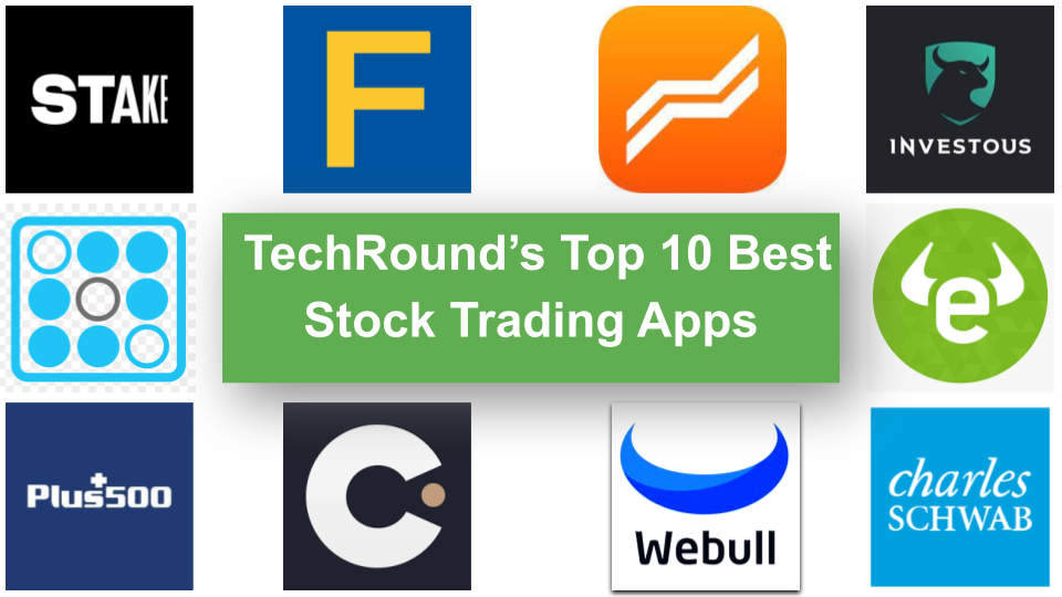 stock track apps no fees