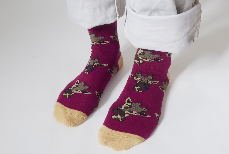 giraffe-bamboo-socks