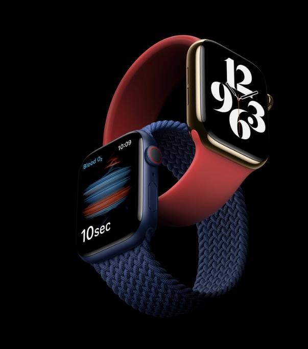 apple wearable app
