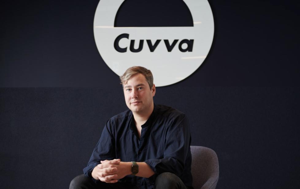 Freddy Macnamara, CEO at Cuvva.